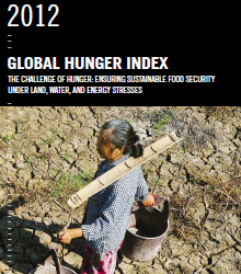 Global Hunger Index - 2012