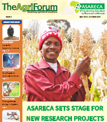 ASARECA Sets Stage For New Research Projects