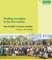 1st ASARECA General Assembly Vol 1: PROCEEDINGS