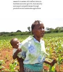 ANNUAL REPORT 2010: Technologies without borders: Sharing regional innovations for food security.