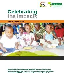 ASARECA basket of good summarised in 2013 Annual Report