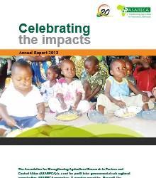 ASARECA basket of good summarised in 2013 Annual Report