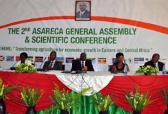 Asareca In Agriculture