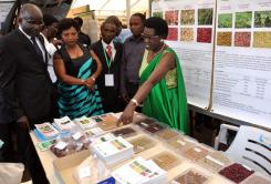 Vice President hails ASARECA for investing in Burundi agriculture